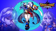 Grand Chase[BR] - Edel Major