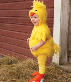 baby toddler chick costume  $39.00 or DIY