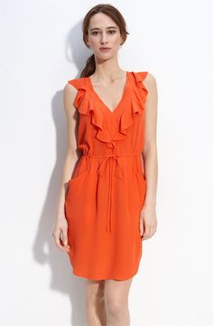 such a cute rebecca taylor dress! i need it.