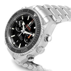 17974 Omega Seamaster Planet Ocean Chrono 600M Watch 232.30.46.51.01.001 SwissWatchExpo