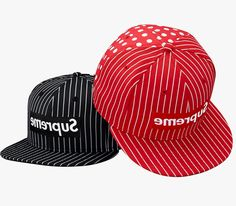 Supreme x Comme des Garcons Shirt collection (Spring 2014) Skateboard Hats eabd4244911