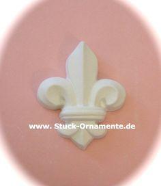 Wandtattoo - Echter Stuck - Stuck Ornament - Burgzinnen - ein Designerstück von RC-Stilmoebel bei DaWanda