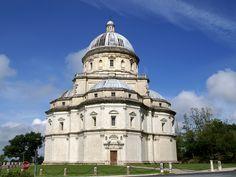 Todi, Chiesa di Santa Maria della Consolazione