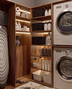 There are some incredible free resources for finding great home decor ideas, but we'll get to them in a moment. Before you decide upon what type of home decor you are going to put into your home you needed to some homework. Modern Laundry Rooms, Laundry Room Layouts, Laundry Room Storage, Laundry Room Design, Home Room Design, Dream Home Design, Bathroom Interior Design, Best Online Furniture Stores, Furniture Shopping