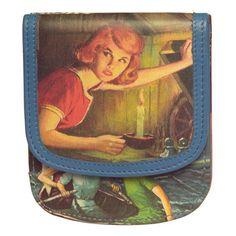 Cute.  Loved Nancy Drew.