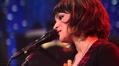 `Come Away with Me` by Norah Jones on Letterman - `won't you try to come away with me...and I will never stop loving you...
