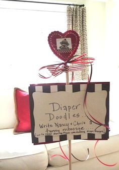 Baby Shower ideas..