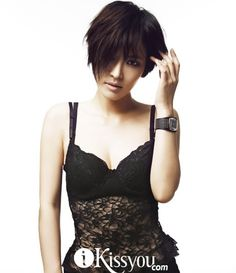 My favorite Korean actress, Kim So Yeon