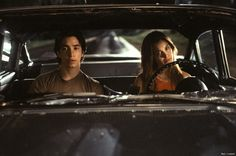 """Jeepers Creepers.  Darius:  """"You think it's dead?""""  Patricia: """"They never are."""""""