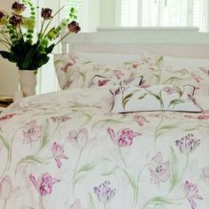 Tulips Oxford Pillowcase