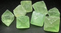 Green Fluorite comes from China and the UK. It clears negativity from a room and works fabulously if you place it between your computer screen and yourself to block electromagnetic stress. It is wonderful for cleansing your charkas and helps ground excess energy.  Green Fluorite relieves stomach upsets and is great for the intestines and | http://colorfulgemstones.blogspot.com