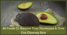 Haven't actually had time to read this yet, but wanted to pin it cause it sounds very interesting! 48 Foods To Balance Your Hormones & Give You Glowing Skin