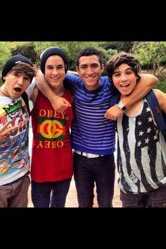 Jc , Kian , Ricardo & sam (: