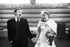 Wedding panic sets in!