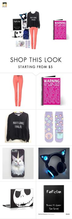 """""""Extreme Fan Girl"""" by xxsilentmistxx ❤ liked on Polyvore featuring interior, interiors, interior design, home, home decor, interior decorating, Oui and Topshop"""