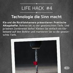 Haben Sie Angst, einmal zu tief zu bohren? Wir haben ein paar tolle Alltagshelfer, die Ihr Leben wesentlich leichter gestalten werden. So wie zum Beispiel unsere Rückfahrkamera. Alle weiteren Technologien unserer Fahrzeuge finden Sie hier:   http://www.kia.com/at/specials/flexible-range-campaign/#start  #kia #smarttechnology #lifehack