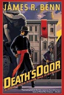 Jungle Red Writers: At DEATH'S DOOR: James Benn, WW II, intrigue in Vatican City  Want to read this (and his others)