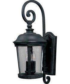 Maxim Lighting 3024 Dover 3 Light Outdoor Wall Light