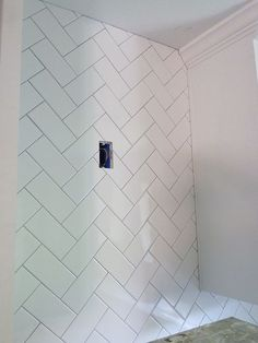 4x10 tile herringbone layout - Google Search