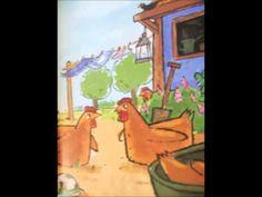 Rikki en Mia de kip naar het boek van Guido van Genechten - Digitaal prentenboek
