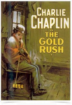Poster Cinema Filme The Gold Rush - Comprar em Decor10