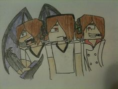 The three faces of Deadlox by luver-of-anime3 on deviantART