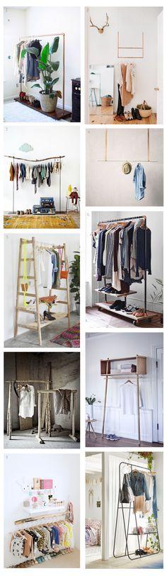 Clothing Rack photos