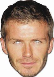 David Beckham Face Mask