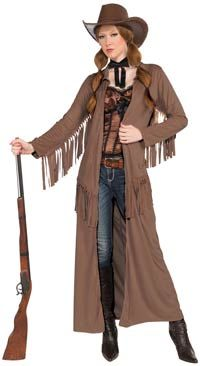Cowgirl Adult Costume - Cowgirl Costumes