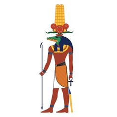 Sobek is the God of the Crocodiles, God of the Nile, the Military and Fertility. People of ancient Egypt worshipped him to satisfy his sacred crocodiles. Ancient Aliens, Ancient Egypt, Egyptian Mythology, Gods And Goddesses, Witchcraft, Egyptian Things, Crocodiles, Google Search, Fertility