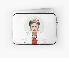 #frida won't let anything happen to you laptop