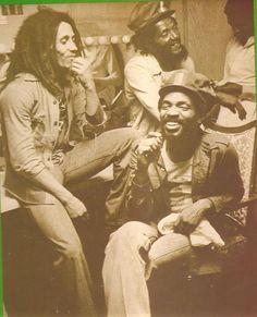 Kinseys and Bob Marley