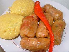 Bucataria Alynusei: Sarmale de post Wonderful Recipe, Sausage, Potatoes, Vegan, Vegetables, Healthy, Recipes, Food, Sausages