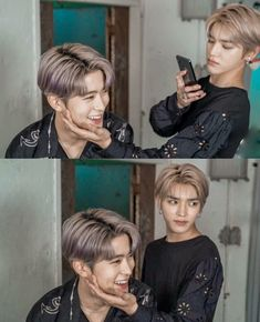 Jaehyun decided to kidnap prince Taeyong because of money but after s… Btob, Minhyuk, Funny Cute Memes, Kpop Couples, Mark Nct, Jung Jaehyun, Lee Taeyong, Bruce Lee, Best Couple