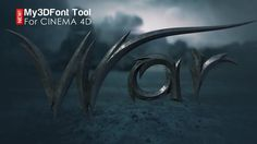 In this Quick Tips video I will show you how to use My3DFont Tool. This tool is delivered with very detailed documentation, describing all settings, containing screenshots & vidéo tutorial to all of the options and also examples of usage.
