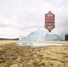 This afternoon I was on an expedition in the Arctic. by Matthias Jung