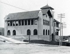 Old Redondo Beach City Hall at Emerald and Benita Sts. was there from 1908 until 1962 when new City Hall was built.
