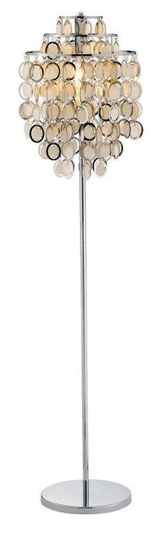 Shimmy Floor Lamp 3637-22