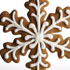 Kerstkoekjes ster