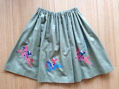 pony skirt