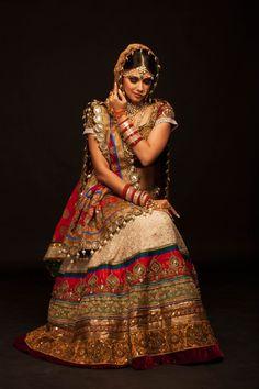 Jesal Vora Art de Couture #ShaadiMagazine #Shaadi #IndianWedding