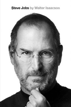 """Steve Jobs was a private man, and so while many authors have delved inside his thought process, they've done so via assumption, guesswork and through third-parties. Isaacson's book is different, drawn from three years of exclusive interviews with the Apple founder.    Clarke recommends it because """"as web professionals, we need to remember to keep doing the work we love and never settle""""."""