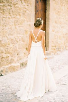 Bridal Style: Luella - Their First Own Brand Bridal Collection Dresses to get married in abroad
