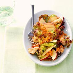 Linsen-Puten-Salat