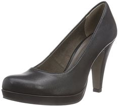 Tamaris 22426, Damen Pumps, Schwarz (Black Matt 020), 36 EU (3.5 Damen UK) - http://on-line-kaufen.de/tamaris/36-eu-tamaris-22426-damen-pumps-3