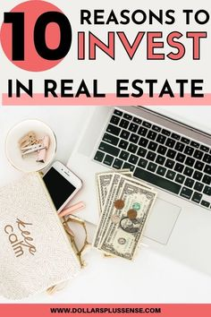 There are so many amazing reasons to invest in real estate. In this article, I will show you the top 10 reasons you should invest in real estate. Real estate is a great investment that can help build true wealth over time. Consider making real estate a part of your investment portfolio if you hope to reach financial freedom in the future Read my top reasons for investing in real estate. Money Plan, Money Tips, Investing In Stocks, Real Estate Investing, Savings Bonds, Grant Money, Capital Gains Tax, Best Online Jobs, Financial Organization