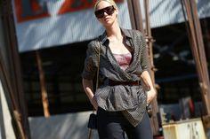 Streetstyle in Sydney: i look dalla fashion week australiana - Grazia.it
