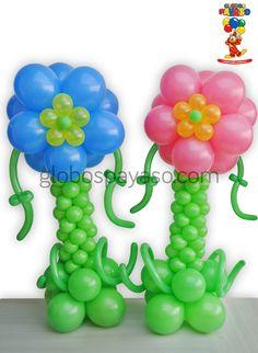 Flores decorativas/ Decorative Flowers