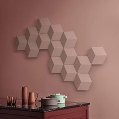 """Music artwork: """"Beosound Shape"""" by Bang & Olufsen - Photo 4 - WordPress Sitesi Bang And Olufsen, Music Artwork, Trends, Kitchen Accessories, Decoration, Contemporary Furniture, Bangs, Ceiling Lights, Shapes"""
