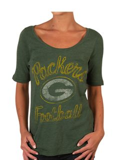 Support the Packers in their classic green! $32 for this authentic vintage style tee from Junk Food Clothing.    Pick it up in time for the playoffs here:  http://www.junkfoodclothing.com/webapp/wcs/stores/servlet/Product1_10052_10051_-1_21426_20558_20565